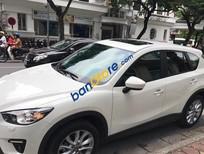 Cần bán Mazda CX 5 AT 2014, màu trắng, giá chỉ 915 triệu