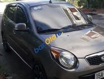 Cần bán xe Kia Morning SLX đời 2010, màu xám, xe nhập chính chủ