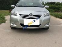 Cần bán lại xe Toyota Vios G năm 2011, màu bạc số tự động