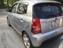 Bán ô tô Kia Morning SLX đời 2008, màu bạc, nhập khẩu chính hãng