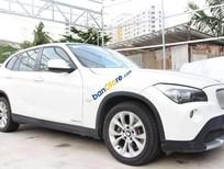Bán BMW X1 sản xuất 2010, màu trắng, nhập khẩu, 790tr