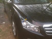 Bán ô tô Daewoo Lacetti CDX 2010, màu đen số tự động