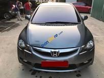 Bán Honda Civic 1.8AT đời 2009, màu xám