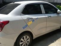 Cần bán Hyundai i10 MT đời 2015, màu trắng