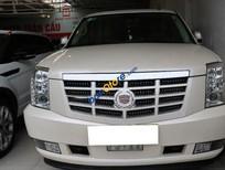 Cần bán lại xe Cadillac Escalade 6.2 năm 2008, màu trắng, xe nhập