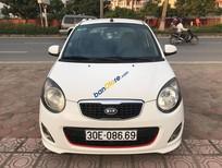 Bán xe Kia Morning Sport 2012, màu trắng còn mới