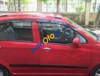 Cần bán xe Chevrolet Spark MT đời 2010, màu đỏ
