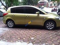 Cần bán Nissan Tiida 2009, nhập khẩu chính hãng chính chủ giá cạnh tranh