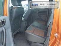 Bán xe Ford Ranger Wildtrak 3.2 2016, màu đỏ, nhập khẩu chính hãng, 870tr