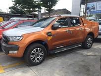 Bán Ford Ranger Wildtrak 3.2L đời 2016