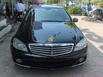 Cần bán xe Mercedes năm 2010, màu đen, giá 750tr