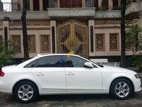Bán xe Audi A4 sản xuất 2011, màu trắng