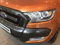 Bán Ford Ranger Wildtrak 3.2L năm 2016, giá cạnh tranh, tặng PK, hỗ trợ vay ngân hàng 80%