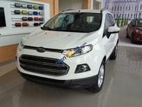 Cần bán Ford EcoSport 1.5L Titanium đời 2016, màu trắng, nhập khẩu