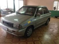 Bán Kia Pride năm 1996, màu bạc, nhập khẩu Hàn Quốc xe gia đình giá cạnh tranh