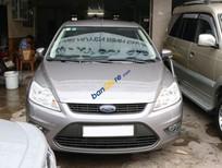 Bán Ford Focus 1.8 MT đời 2010, màu bạc số sàn, giá chỉ 395 triệu