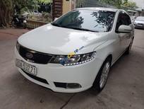 Bán ô tô Kia Forte 1.6MT đời 2013, màu trắng