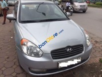 Bán Hyundai Verna đời 2010, màu bạc, nhập khẩu nguyên chiếc xe gia đình