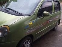 Cần bán xe Daewoo Matiz 2004, màu xanh cốm