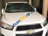 Cần bán xe Chevrolet Captiva sản xuất 2015, màu trắng, 735tr