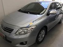 Bán xe Toyota Corolla altis 1.8MT đời 2008, màu bạc, giá tốt