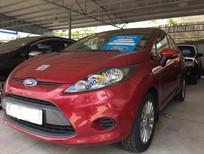 Bán xe Ford Fiesta số tự động năm 2012, màu đỏ, 450tr