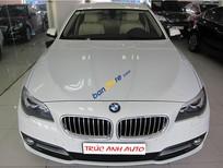 Bán BMW 5 Series 520i đời 2015, màu trắng, nhập khẩu nguyên chiếc