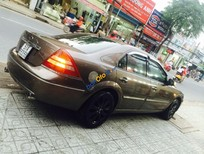 Bán ô tô Ford Mondeo sản xuất 2005, màu vàng còn mới, giá chỉ 340 triệu