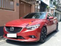 Cần bán xe Mazda 6 2.5 sản xuất 2014, màu đỏ xe gia đình