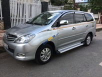 Bán Toyota Innova 2.0G đời 2010, màu bạc