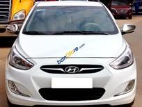Bán xe Hyundai Accent 1.4MT đời 2013, màu trắng