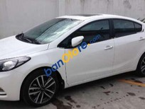 Cần bán lại xe Kia K3 2.0 đời 2016, màu trắng, nhập khẩu