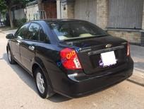 Bán xe cũ Chevrolet Lacetti đời 2013, màu đen chính chủ, 348 triệu