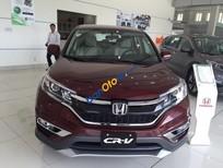 Cần bán Honda CR V 2.0 đời 2016, màu đỏ, xe mới