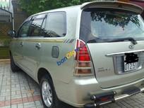 Cần bán xe Toyota Innova G đời 2006, màu bạc
