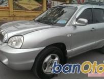Hyundai Santa Fe gold - 2003