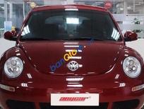 Anycar Vietnam bán Volkswagen Beetle 1.6 AT năm 2009, màu đỏ, xe nhập