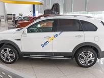 Bán Chevrolet Captiva Rew đời 2016, màu trắng, xe nhập