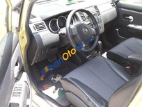 Cần bán Nissan Tiida 1.8AT đời 2007