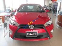 Bán Toyota Yaris E sản xuất 2016, màu đỏ giá cạnh tranh