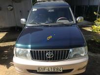 Xe Toyota Zace GL 2004 xe gia đình, 340 triệu