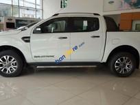 Bán ô tô Ford Ranger Wildtrak 3.2L đời 2016, màu trắng
