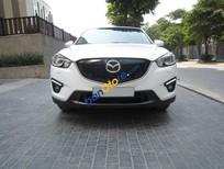 Bán Mazda CX 5 đời 2014, màu trắng, 895 triệu