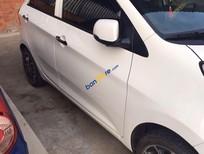 Bán ô tô Kia Morning AT đời 2014, màu trắng