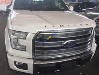 Bán xe Ford F 150 Limited 2016, màu trắng, nhập khẩu lướt Mỹ