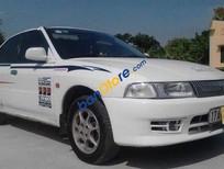 Bán Mitsubishi Lancer MT 2002, màu trắng