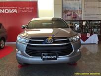 Cần bán Toyota Innova 2.0E đời 2016, màu bạc, giá tốt nhất - 0907.940.788