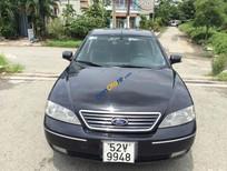 Cần bán gấp Ford Mondeo sản xuất 2003, màu đen số tự động, giá chỉ 249 triệu