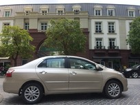 Bán Toyota Vios 1.5E mầu vàng cát chính chủ tên tôi đi đời 2010