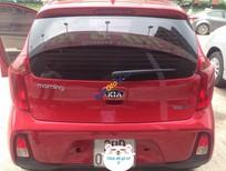 Bán Kia Morning Van 2015, màu đỏ, nhập khẩu chính hãng số tự động
